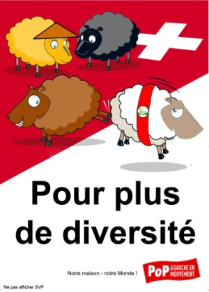 Pour plus de diversité