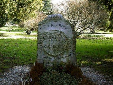 La tomba di Borges