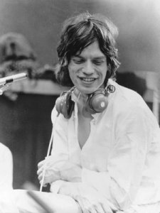 "Mick Jagger registra ""Sympathy for the devil"""